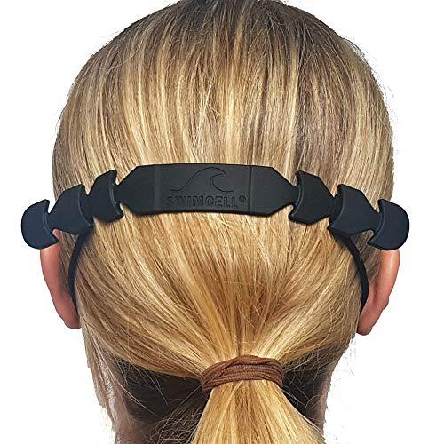 SwimCell Silikon-Maskenverlängerung - Ohrenschutz für Gesichtsmasken - 2 Stück - für Erwachsene und Kinder - Ohrenschutz für Maske - zuschneidbar