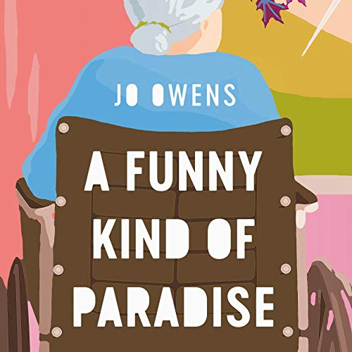 A Funny Kind of Paradise cover art