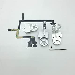 Taoke Yaw + Roll Arm/Cover/Ribbon Cable Kit/Screw Gimbal Repair for DJI Phantom 3 Professional/Advanced/4k