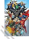 1art1 DC Comics Poster (91x61 cm) Rebirth, DC Universum