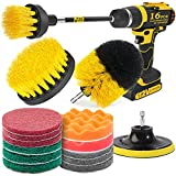 Best Drill Brushes - Holikme 16 Piece Drill Brush Power Scrubber Cleaning Review