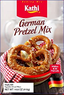 Kathi German Pretzel Mix, 14.6 oz. Box, 3 Pack