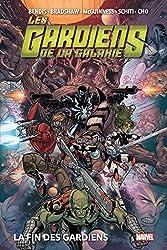 Les Gardiens De La Galaxie T02 - La fin des gardiens de Brian Michael Bendis