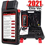 Launch X431 DIAGUN V,2021 Newest Bi-Directional Scan Tool (Same Functions as X431 V+) Automotive Scanner,ECU Coding,Key Programming,Full System Scanner,31+ Service Functions, TPMS Tool As Gift