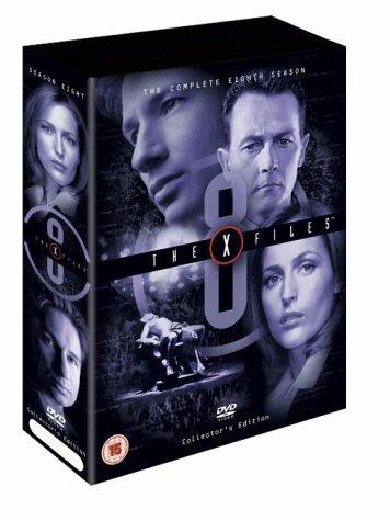 Preisvergleich Produktbild X Files S8 [UK Import]