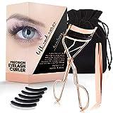 Eyelash Curler Kit Rose Gold