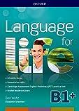 Language for life. B1. Student's book-Workbook. Con Lanrev, Hub, 16 eread, 1 test. Per le Scuole superiori. Con ebook. Con espansione online.  [Lingua inglese]