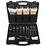 Diesel Injector-Seat Brush Master Cleaning Kit 8090S Premium Stainless Steel