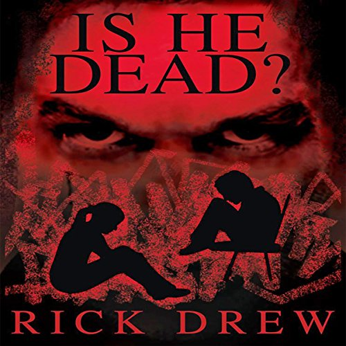 Is He Dead? audiobook cover art