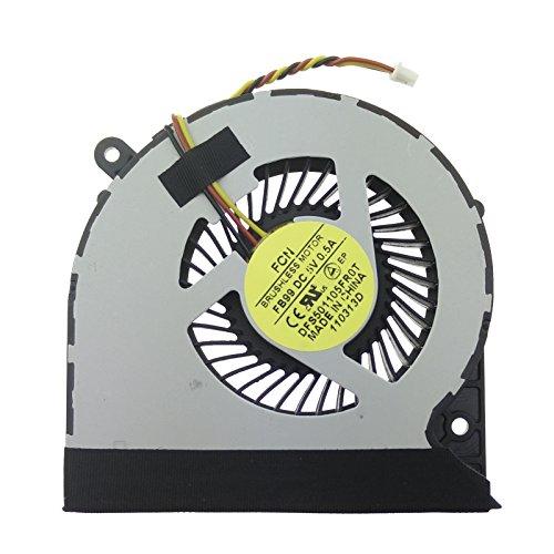 Ventilador Toshiba - H000050270 compatible con Toshiba Satellite C850 | C855 | C875 | L850 | L855 | L870 | L955 y part number DFS501105FR