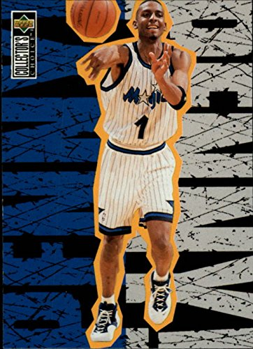 1996-97 Collector's Choice Basketball #114 Anfernee Hardaway Penny