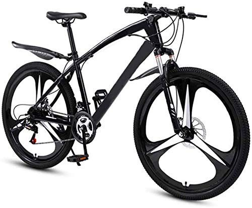 RDJM Bciclette Elettriche 26 bici pollici di montagna, doppio freno a disco for mountain bike hardtail, Unisex Outdoor Bicicletta, full suspension MTB Biciclette, all'aperto corsa in bicicletta, 24 ve