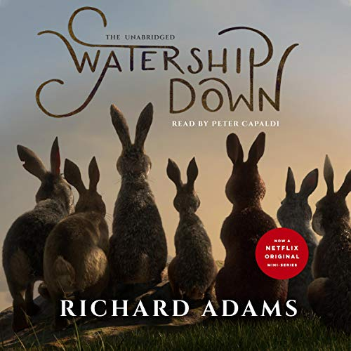 Watership Down cover art
