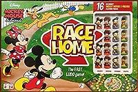 海外限定 ミッキーマウス&フレンズ レースホーム ボードゲーム
