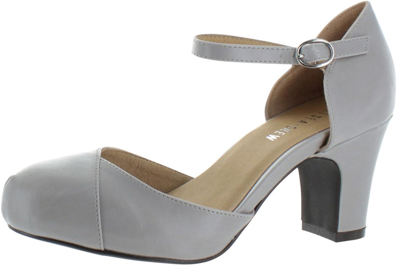 Chelsea Crew Trisha Women's Closed-toe Dress Pump shoes