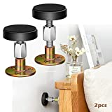 Krisler Adjustable Threaded Bed Frame Anti-Shake Tool for Bed, Telescopic Support for Room Wall, Easy Install (49-68mm)