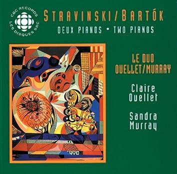 Stravinsky: Rite of Spring (The) for 2 Pianos