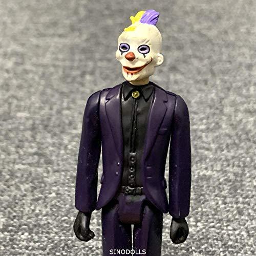 Nobranded 3.75 Pulgadas DC Comics Joker Figura de acción Película Anime Figura Juguete Modelo Coleccionable Regalo