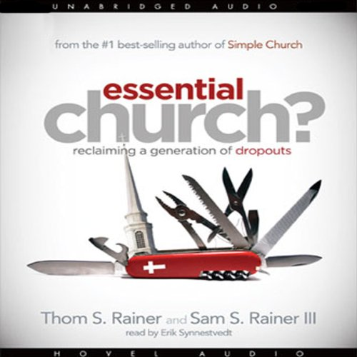 Essential Church? cover art