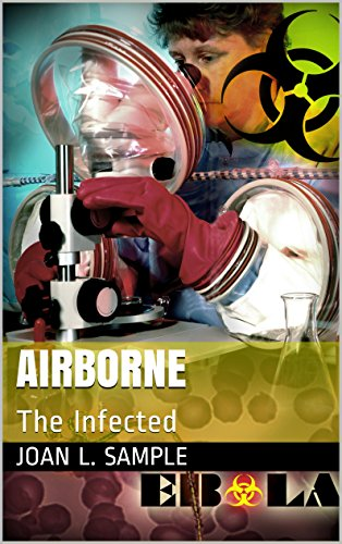 Book: Airborne - The Infected by Joan L Sample