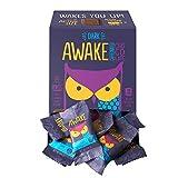 Awake Caffeinated Chocolate Energy Bites, Dark Chocolate, 50 Count