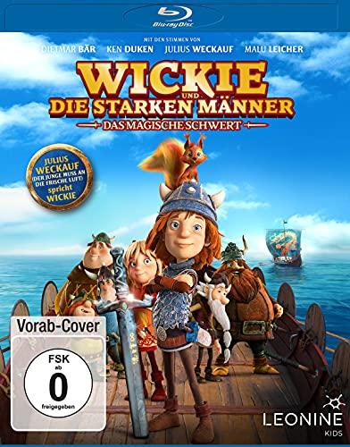 Wickie und die starken Männer - Das magische Schwert [Blu-ray]