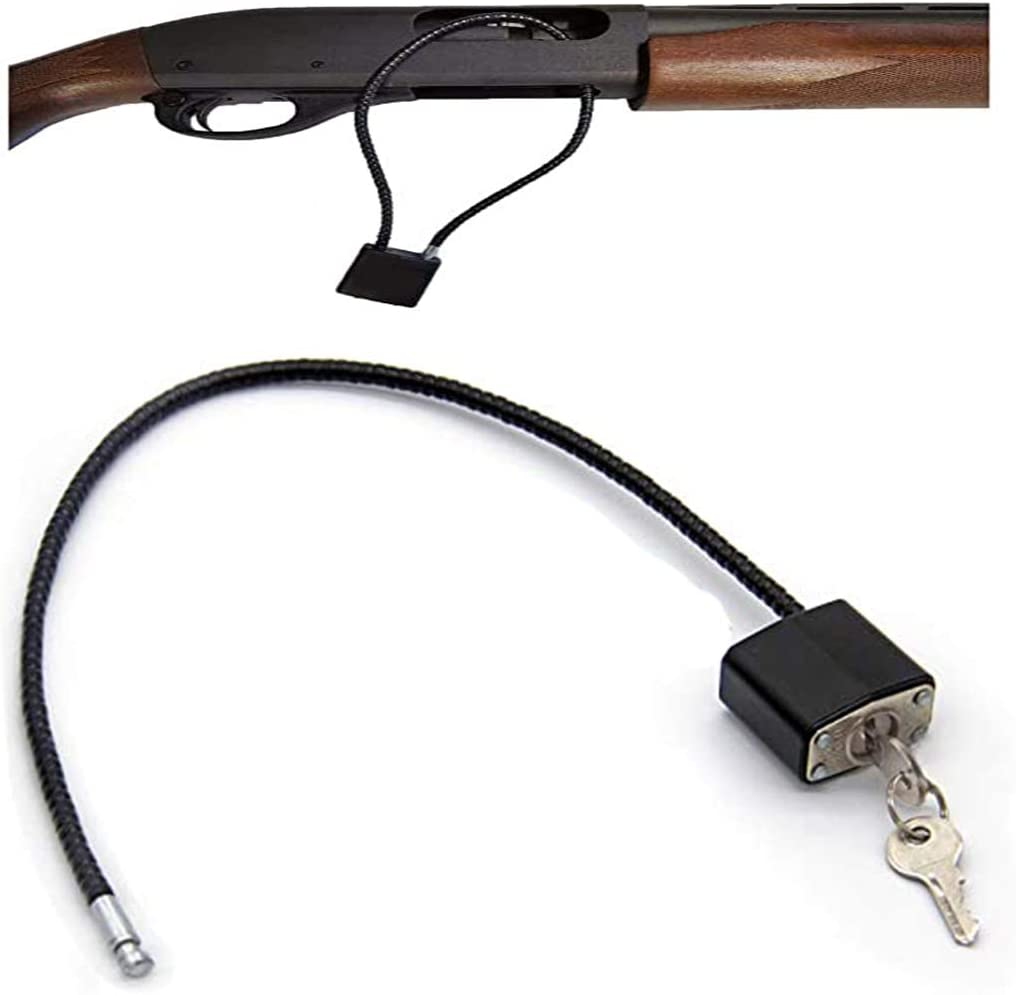 Winchester pistolet câble de verrouillage pistolet pistolet fusil sécurité cadenas