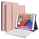 Best Ipad Keyboards - JUQITECH iPad 10.2 8th 7th Generation Keyboard Case Review