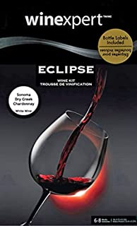 Eclipse Sonoma Dry Creek Chardonnay 18 Liter Wine Making Kit