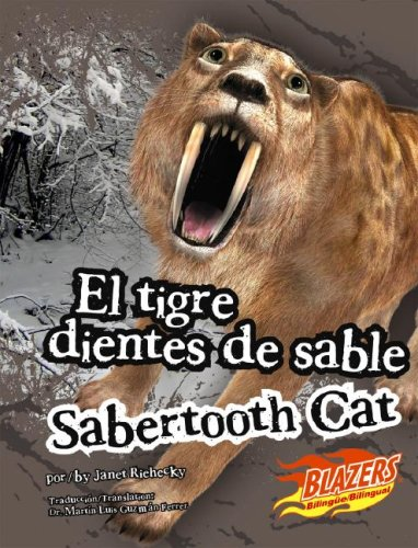 El tigre dientes de sable/ Sabertooth Cat
