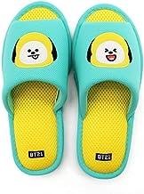 BT21 Official Soft Mesh Indoor Slippers Edition Kpop BTS Emoji by Line Friends