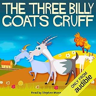 The Three Billy Goats Gruff                   Di:                                                                                                                                 Audible Studios                               Letto da:                                                                                                                                 Stephen Mangan                      Durata:  8 min     1 recensione     Totali 4,0