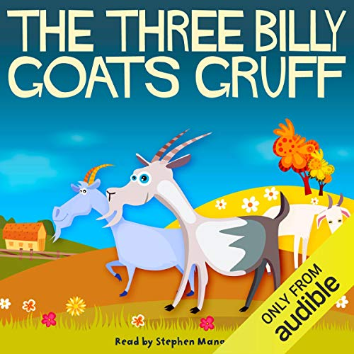 The Three Billy Goats Gruff copertina