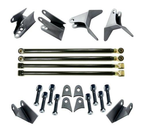 Universal Weld-On Triangulated 4 Link Suspension Kit