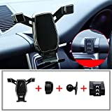 GSERA Car Phone Holder For Porsche Macan 2019 2018 2020 Mobile Phone Stand Interior Modification Accessories Mobile Phone Holder