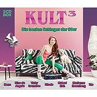 Kult3-Die Besten Schlager Der 80er