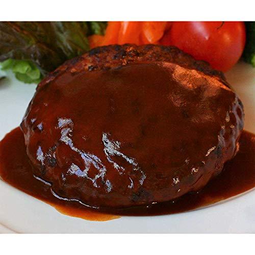 特選松阪牛専門店やまと 温めるだけ ハンバーグ 150g×5個セット(固形量120g/ソース30g) ※冷凍のまま湯煎で15分 国産 牛肉 豚肉 使用 冷凍 惣菜 おかず お手軽 調理