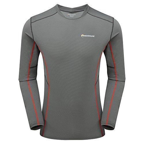 Montane Via Razor Manches Longues T-Shirt Course à Pied - AW20 - S
