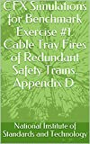 CFX Simulations for Benchmark Exercise #1. Cable Tray Fires of Redundant Safety Trains. Appendix D. (English Edition)