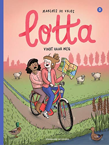 Vindt haar weg (Lotta) (Dutch Edition)