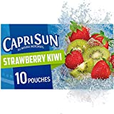 Capri Sun Strawberry Kiwi Ready-to-Drink Juice (10 Pouches)