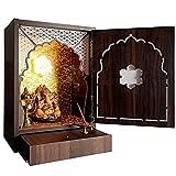 Pooja Mandir / Home Temple / Wooden Wall...