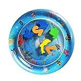 Tappetini gioco e palestrine Tappetino gonfiabile for attività ricreative Centro di gioco Toy Pad for neonati Bambini (Size : Round)