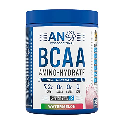 Applied Nutrition BCAA Powder Branched Chain Amino Acids Supplement with...