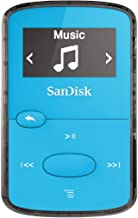 Sponsored Ad - SanDisk 8GB Clip Jam MP3 Player Blue SDMX26-008G-G46B (Renewed) photo