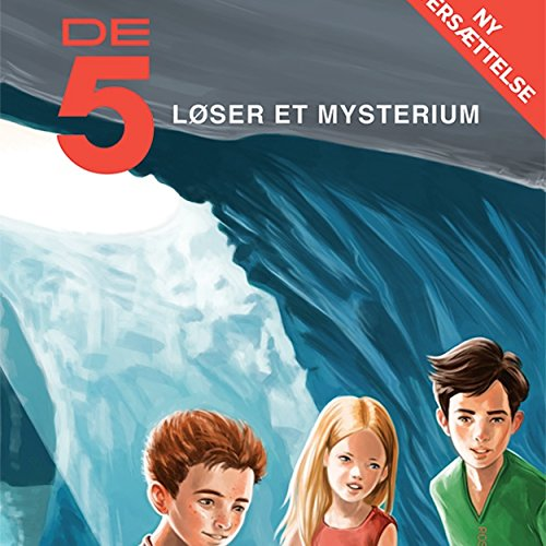 De 5 løser et mysterium audiobook cover art