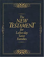 Best the new testament for latter day saint families Reviews