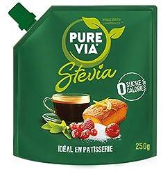 Pure Via Stevia en poudre