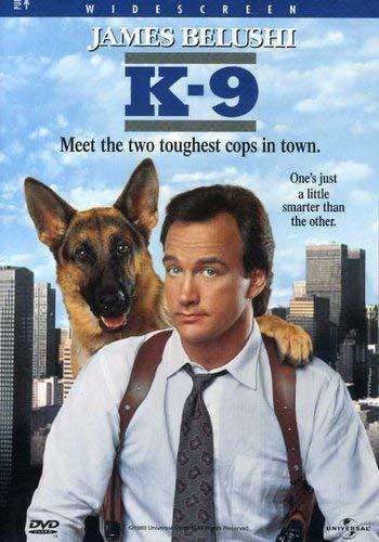 K-9 DVD
