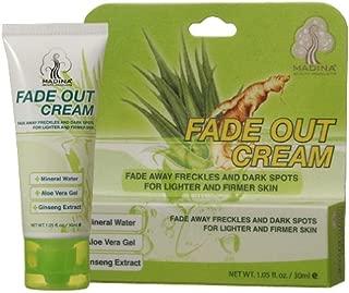 Madina Fade Out Face Cream - Aloe Vera Gel - Ginseng Extract